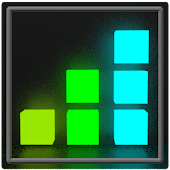 Neon Blocks - addicting arcade