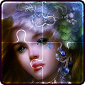 Fantasy Princess Puzzle icon