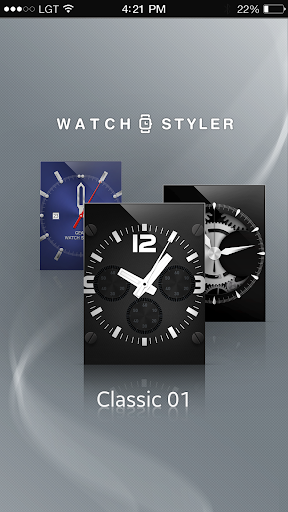Watch Face Gear S - Classic1