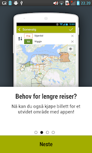 AtB Mobillett- screenshot thumbnail