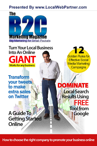 B2C Marketing Magazine