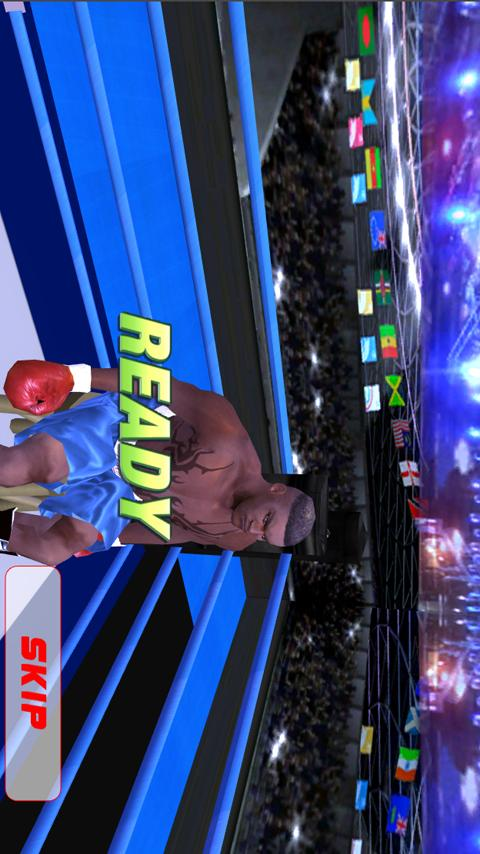Boxing Legends 3D: Title Bout - screenshot