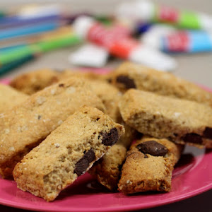 Small Chocolate Chip Cereal Bars