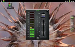 Screenshot of Music Volume EQ