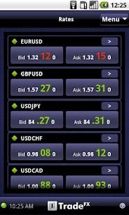 TradeFX - screenshot thumbnail