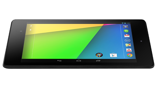 Nexus 7 (32GB, Black, Wi-Fi + Mobile data, unlocked) - screenshot thumbnail