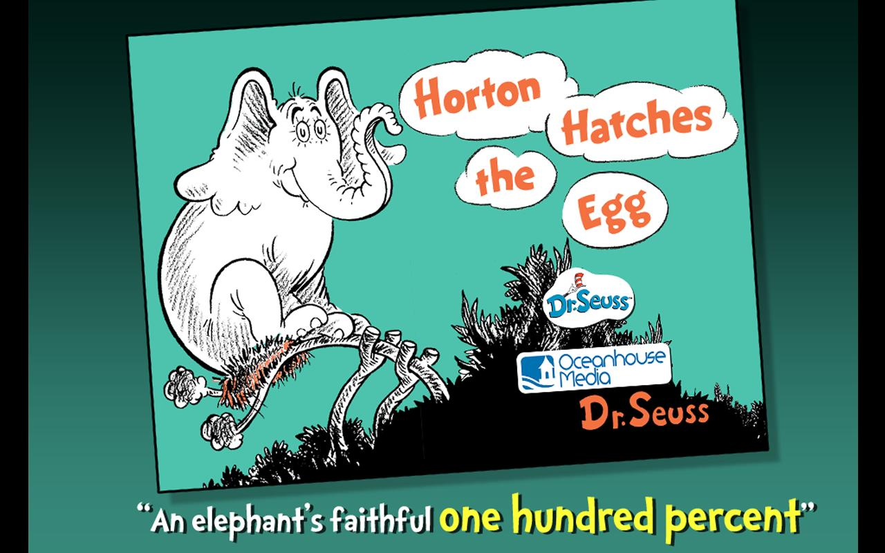 Horton Hatches the Egg- screenshot