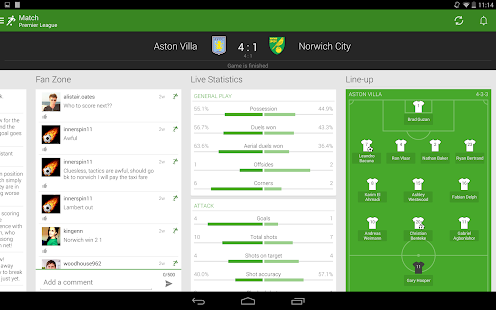 Onefootball (THE Football App) - screenshot thumbnail