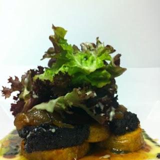 Granary Foodstore Black Pudding Salad