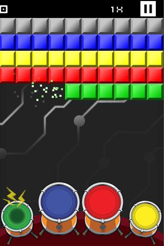 Block Ster break the blocks - screenshot