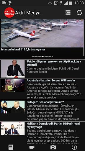 Aktif Medya Haber ve Gazeteler