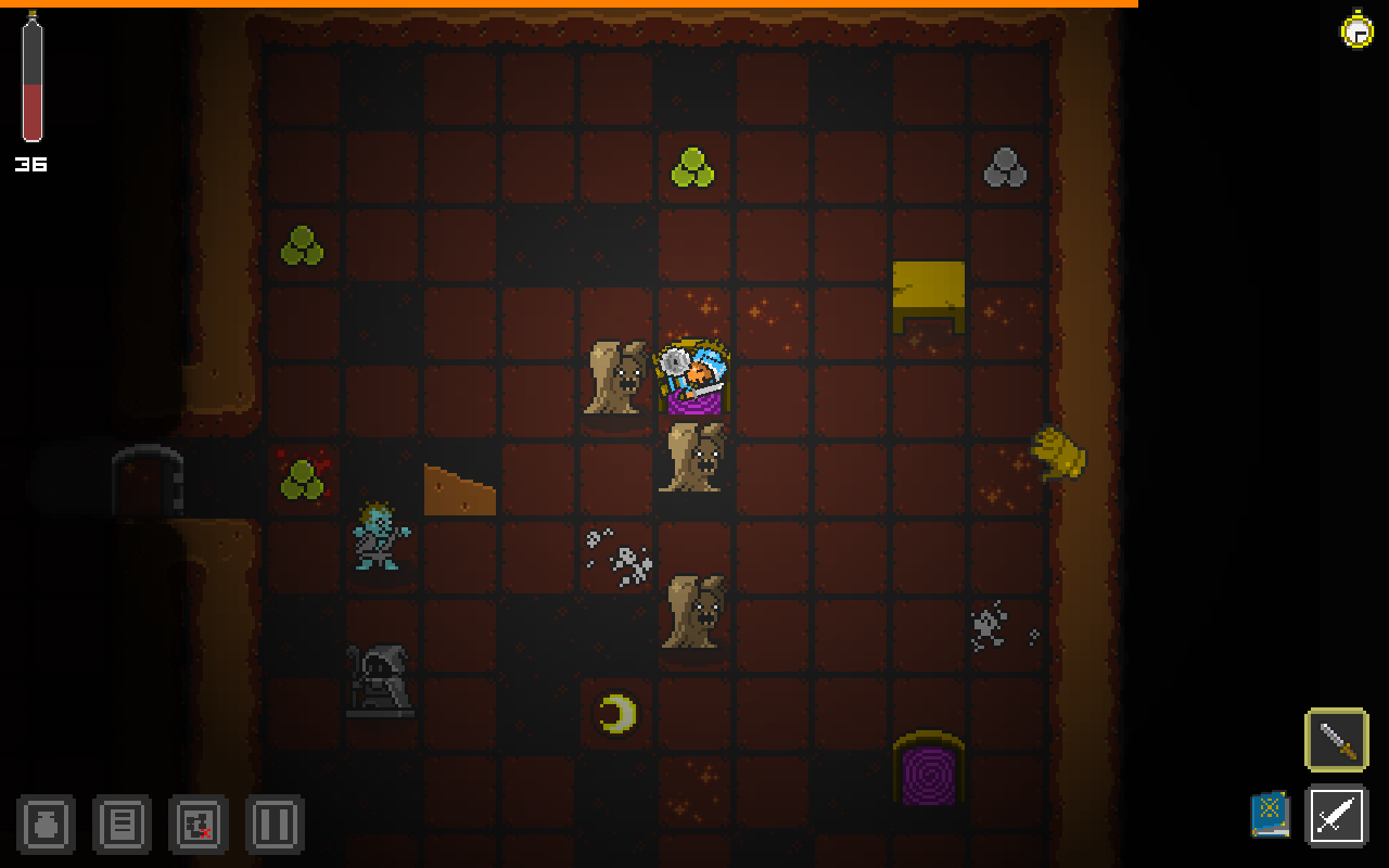 Quest of Dungeons- screenshot