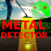 Metal Detector Radar (fun)