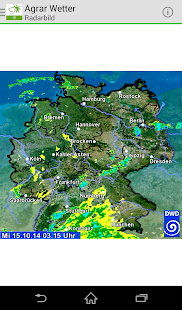Bayer Agrar Wetter- screenshot thumbnail