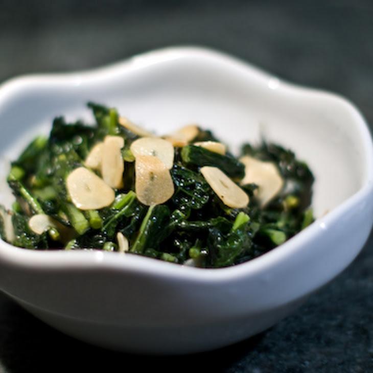 Sauteed Kale with Garlic