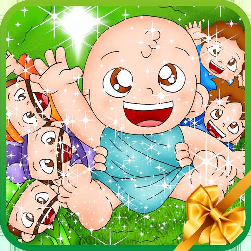 漫畫App|Alkitab Anak NATAL Yesus Lahir LOGO-3C達人阿輝的APP
