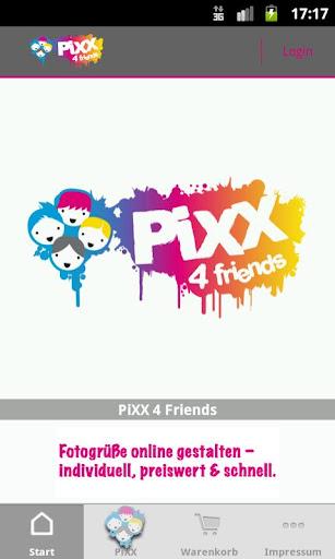 【免費攝影App】Pixx4Friends Postkarten eCard-APP點子