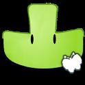 APW Theme White Blobs icon