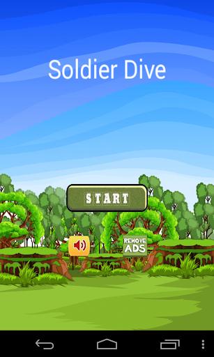 Soilder Dive