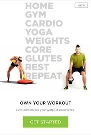 Workout Trainer fitness coach Screenshot 40