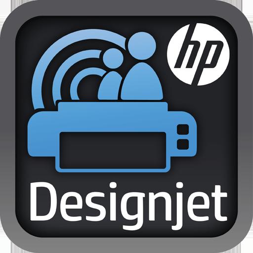 HP Designjet ePrint & Share 生產應用 App LOGO-硬是要APP