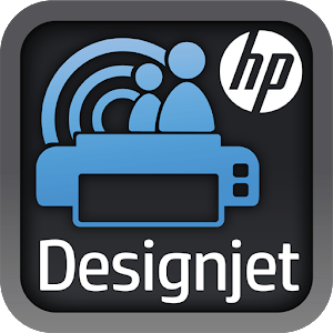 HP Designjet ePrint & Share Icon
