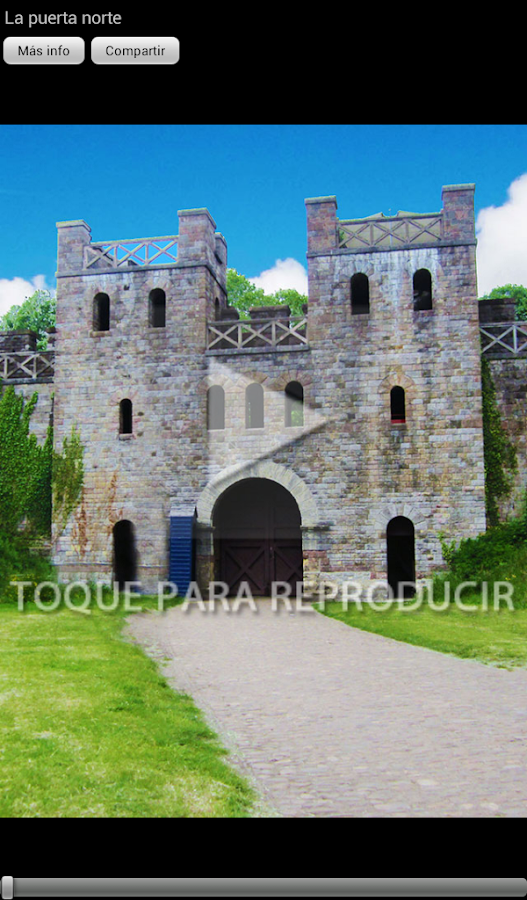 Castillo de Cardiff - oficial- screenshot
