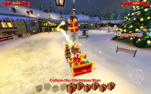 Santa Ride! - screenshot thumbnail
