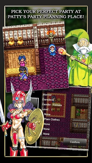 DRAGON QUEST III- screenshot thumbnail