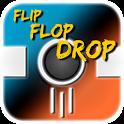 Flip Flop Drop icon