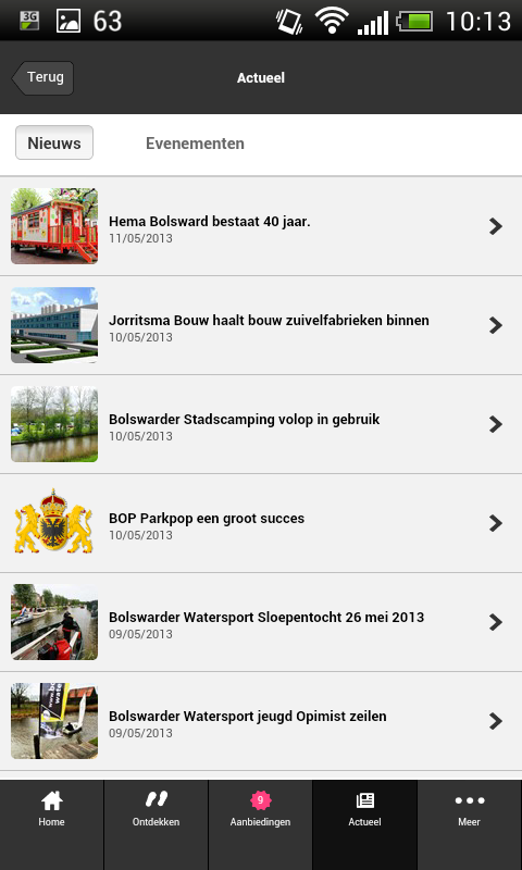 Bolsward- screenshot
