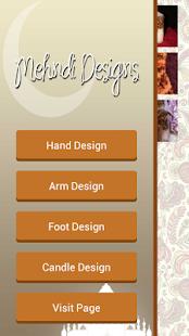 New Mehndi Henna Designs