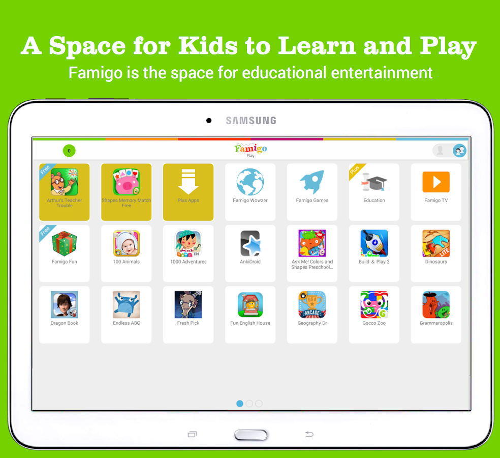 Toddler & Kid Educational App - screenshot