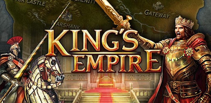 King's Empire 2 - средневековая стратегия для андроид от GAMEVIL