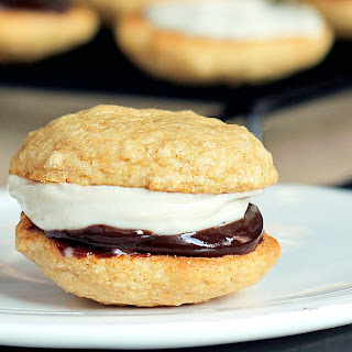 S'mores Whoopie Pies.