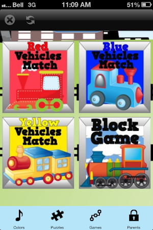 Train Game For Toddlers Free 1.9 screenshot 2069577