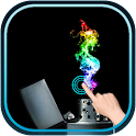 Magic Touch : Virtual Lighter icon