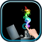 Magic Touch : Virtual Lighter