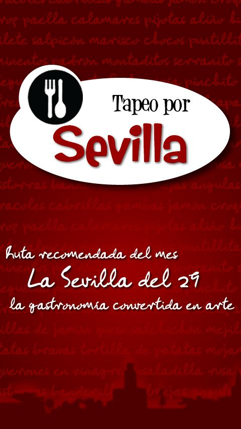 Tapeo por Sevilla- screenshot