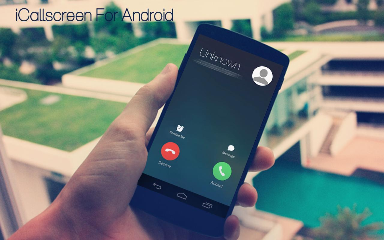 i Call screen Pro + Dialer APK Cracked Free Download | Cracked