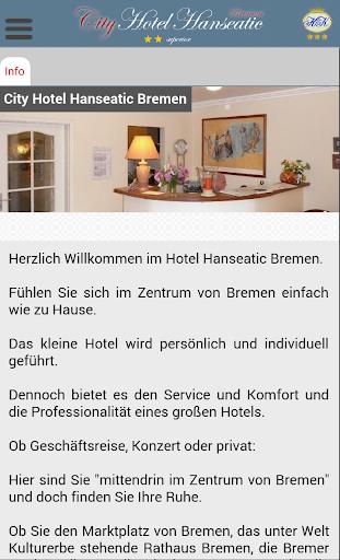 City Hotel Hanseatic Bremen