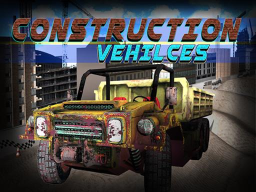 工程車輛賽車遊戲