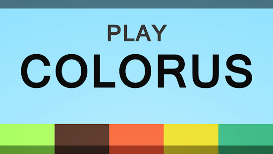 COLORUS - screenshot thumbnail