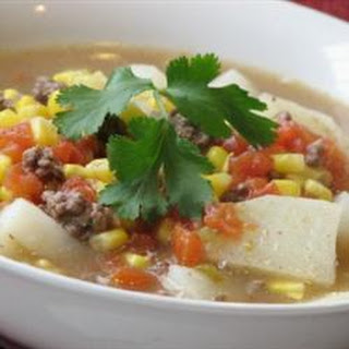 Easy Green Chile Stew