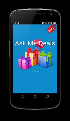 Ask Me Deals : Free Sample