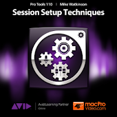 Pro Tools 10 Session Technique