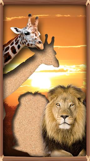 재밌는 동물 퍼즐 게임