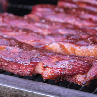 Smoked Pork Country Style Ribs.