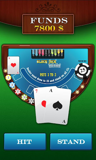 Black Jack Las Vegas