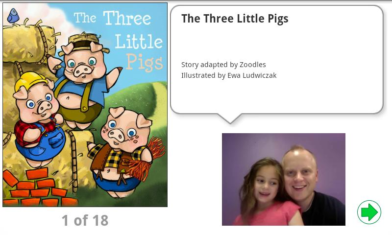 The Three Little Pigs - screenshot